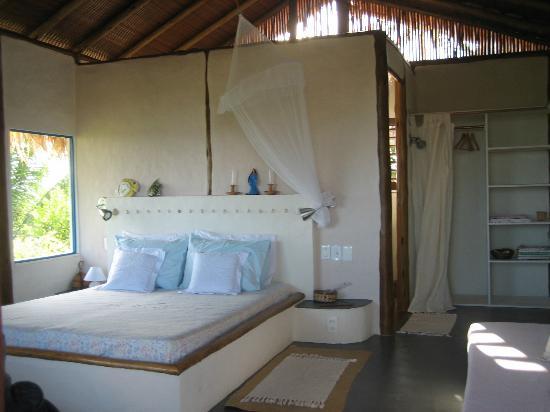 Eco-Pousada Casa Bobo: habitación