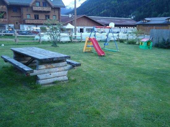 Chalet Stelle di Neve: The playground