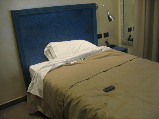 Biocity Hotel: letto