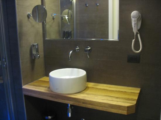 Biocity Hotel: bagno