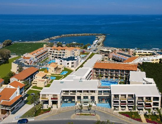 Porto Platanias Beach Resort & Spa: Panoramic