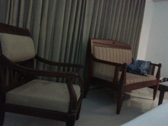 Arcadia Hotel: suite