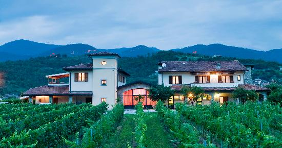 Ome, Italy: L'Agriturismo