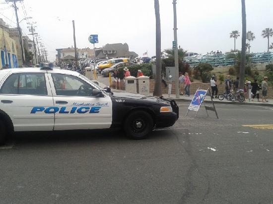 Residence Inn Los Angeles LAX/Manhattan Beach: Für Sicherheit ist gesorgt.