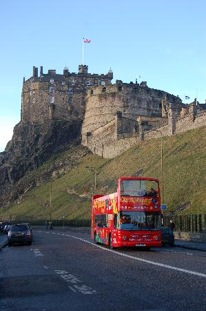 City Sightseeing Edinburgh