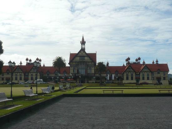 Government Gardens (Clubgebäude)
