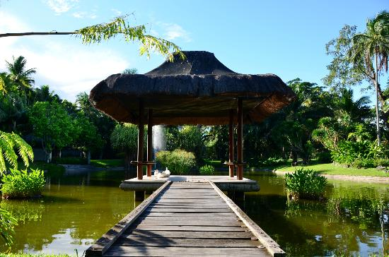 The Farm at San Benito: Meditation hut