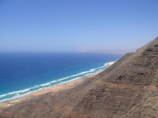 Playa de Cofete: Mirador del canario