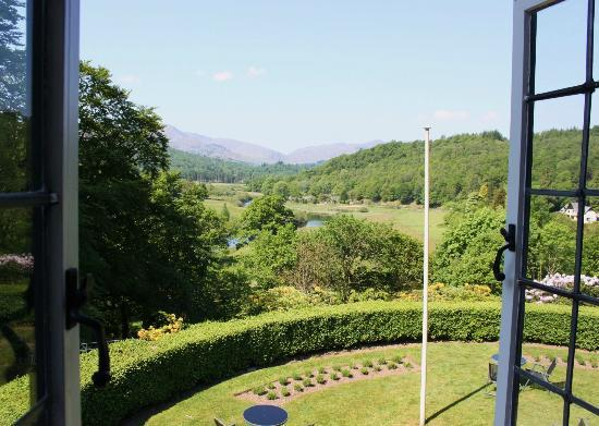 Nanny Brow: View from Skelwith room