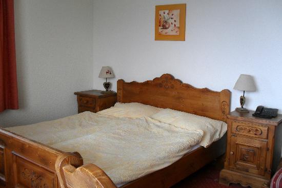 Hotel Le Grand Chalet: comfortable et propre avec joli décoration