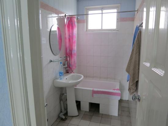Gulnara Guesthouse : Salle de bain