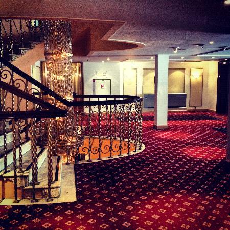 Concorde El Salam Hotel: Candelier