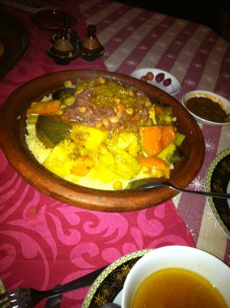 Riad Dubai Chicken & CousCous