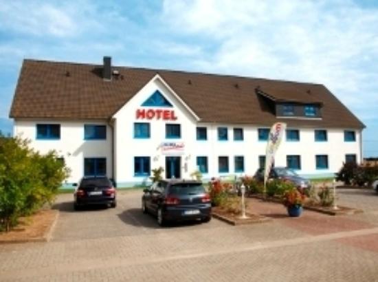 Hotel Pommernland: Hotelansicht