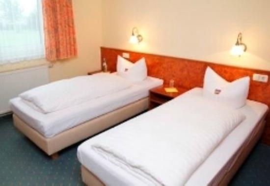 Hotel Pommernland: Zimmer