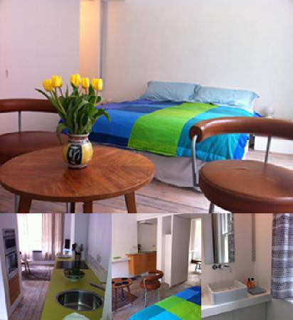 122 Great Titchfield Street B&B: Self catering suite No 1