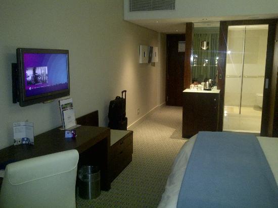 Radisson Blu Hotel Sandton, Johannesburg: Room Entrance