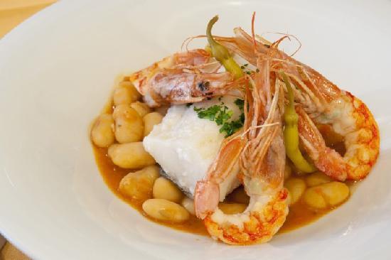 Restaurante Toque : Bacalao