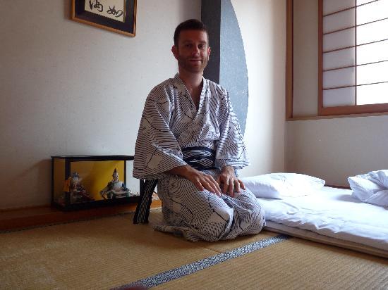 Asakusa Shigetsu: Traditional Japanese Room