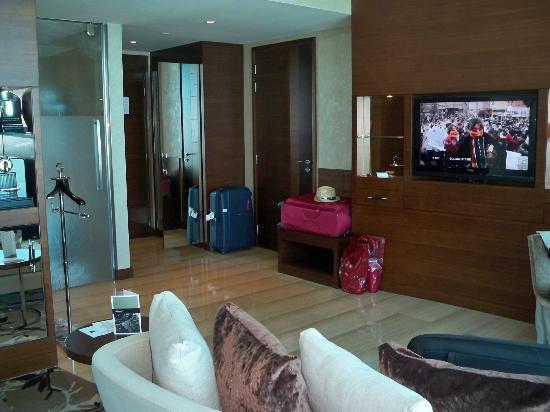 Fairmont Bab Al Bahr: Room