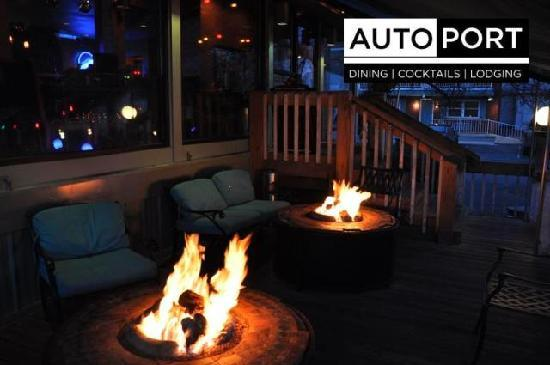 Autoport: Best outdoor seating in State College!