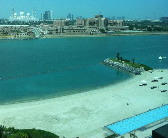 Fairmont Bab Al Bahr: View from the room