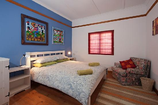Hermanus Backpackers: Standard Double Room