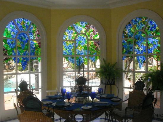 Gran Hotel Bahia del Duque Resort: Dining Room