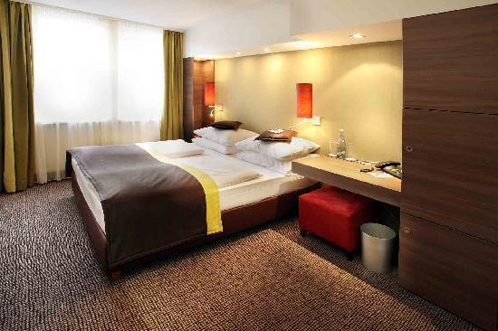 Mercure wien city bewertungen fotos preisvergleich for 3 designhotel wien