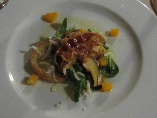 Borgo di Carpiano : Dining exceptional