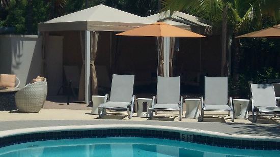 Hilton Garden Inn Miami Brickell South: Real cool pool
