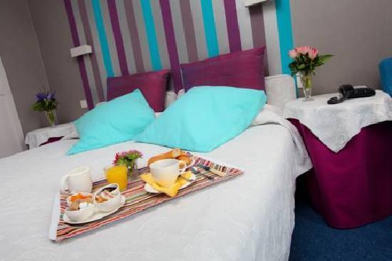 best western hotel le guilhem montpellier fransa otel. Black Bedroom Furniture Sets. Home Design Ideas