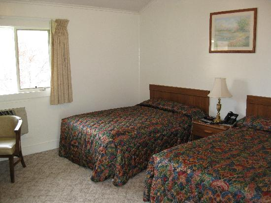 Hickory Grove Motor Inn: Room with 2 Double Beds