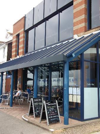 The Alex Cafe Bar & Brasserie: The Alex