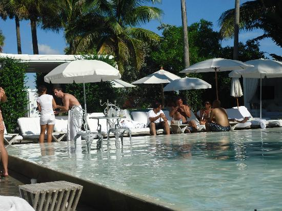 Delano South Beach Hotel Pool