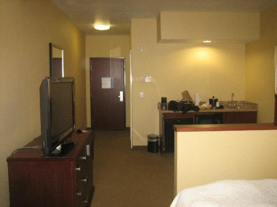 Hampton Inn Phoenix-Airport North: Entry way