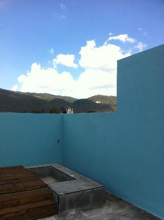 Hotel Bo: el cielo en san cristobal de las casas desde el roof garden