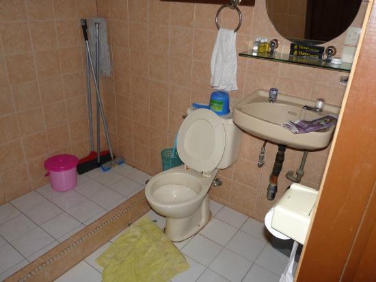 Horas Family Home : toilet