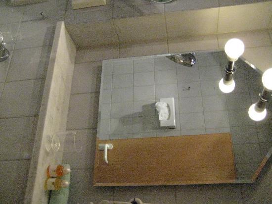 Hotel am Ostpark: Bad 002