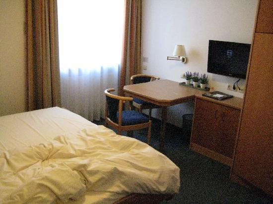 Hotel am Ostpark: Fernseher