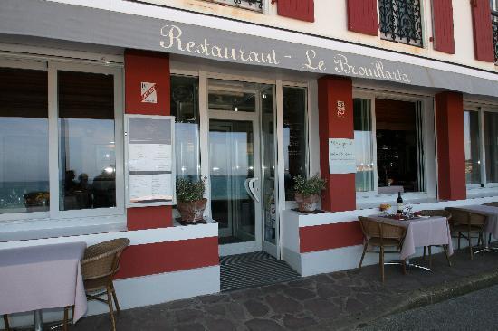 Restaurant Saint Jean De Luz La Brouillarta