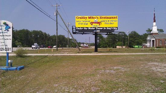 Crabby Mike's