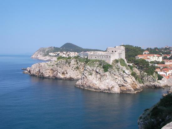 Kamara Dubrovnik : desde la ciudad amurallada