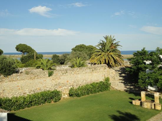 Forte de Sao Joao da Barra : The Old Walls