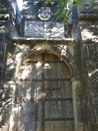 Forte de Sao Joao da Barra : The Entrance