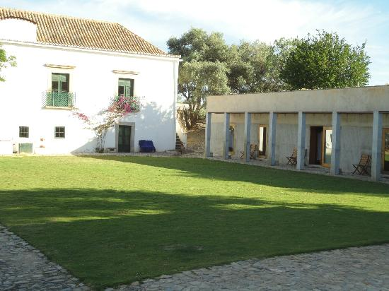 Forte de Sao Joao da Barra : The New Rooms
