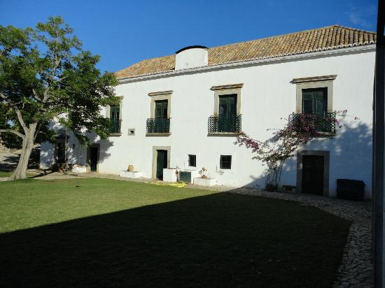 Forte de Sao Joao da Barra : The Main House