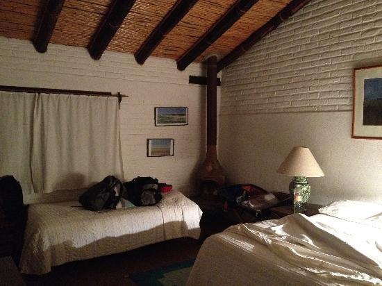 Casa Raab guest room
