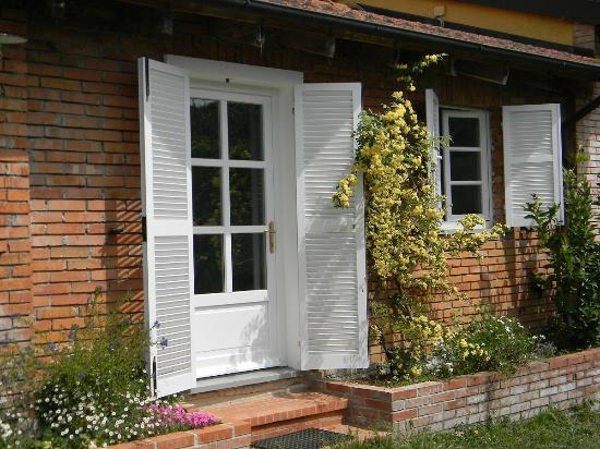 Agriturismo Foddi: esterna camera la rosa
