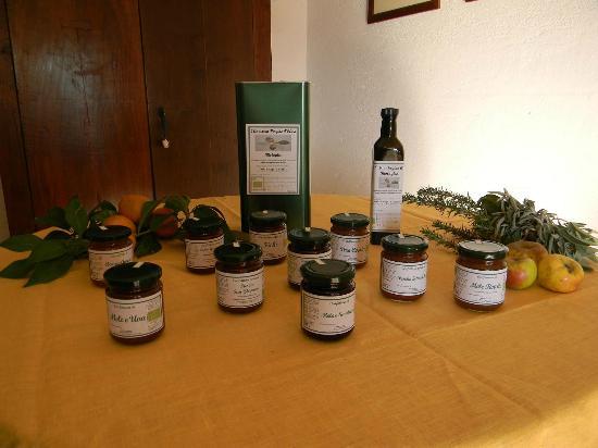 Agriturismo Foddi: i prodotto biologici